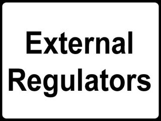 External regulator