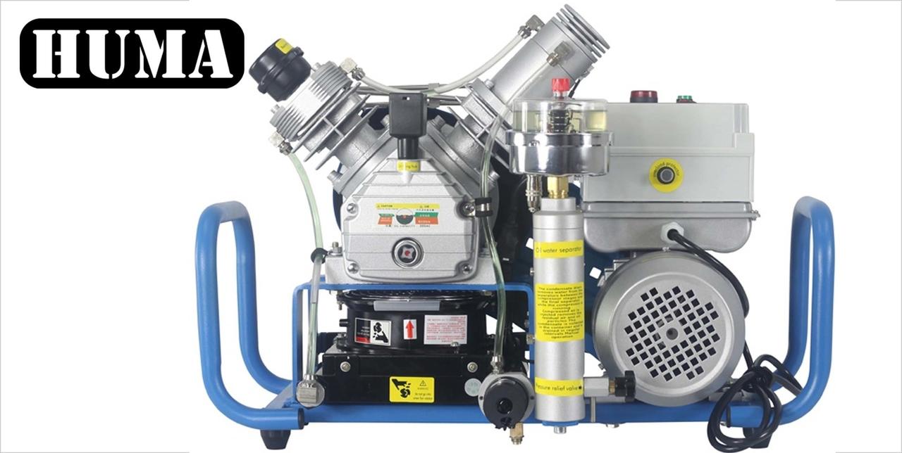 Carette 300 bar 4500 Psi compressor