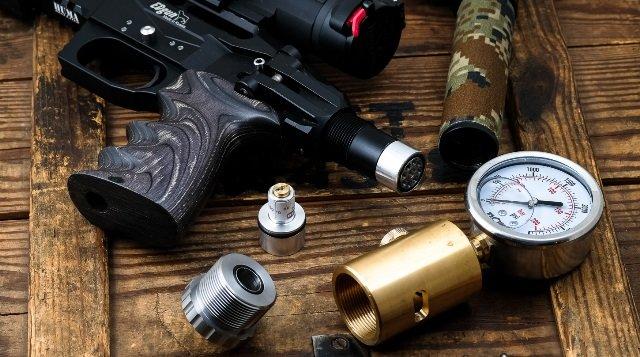 Huma-Air Regulator Tester; serious tinkering with your airguns
