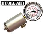 Huma-Air Regulator Tester