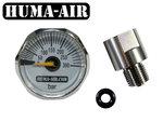 Marauder pressure gauge replacement set
