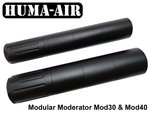 Modular Airgun Silencer MOD30-3/1 (Compact +)