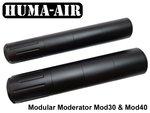 Modular Airgun Silencer MOD30-2/1 (Mini +)