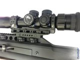 Eagle Vision One Piece Infinity Elevation Adjustable Scope Mount Picatinny 30mm 108 MOA _