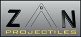 Zan Projectiles airgun Slug .25 33 gr