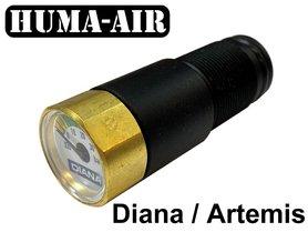Diana Stormrider Quickfill With Pressure Gauge Upgrade