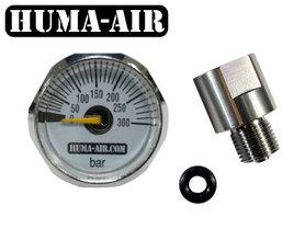 Benjamin Marauder and Armada Pressure Gauge Replacement Set By Huma-Air