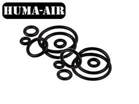 Complete o-ring replacement kit Edgun R5 or R5M