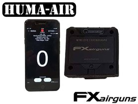 FX Wireless Radar Pocket Chronograph With Bluetooth For Airguns