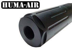 Optional 40 mm. startpiece for the Modular Airgun Silencer MOD30