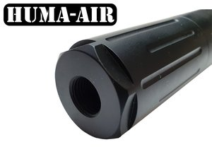 Optional 40 mm. startpiece for the Modular Moderator MOD30
