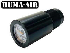 Huma-Air Quickfill with Pressure Gauge for Bsa Ultra and Scorpion