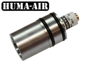Airgun Technology Vulcan 2 Tuning Regulator By Huma-Air