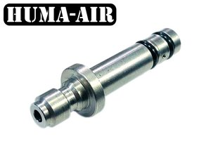 Huma-Air Quick Connect Fill Probe For Kalibr Cricket