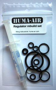 Rebuild kit for your regulator