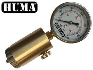 Huma Regulator Tester