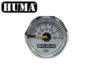 Mini Pressure Gauge G1/8 BSP 25 mm.