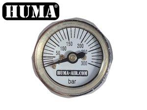 Mini Pressure Gauge 28 mm G1/8 BSP