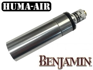 Benjamin Discovery Tuning Regulator