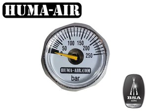 BSA replacement pressure gauge
