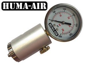 Huma-Air Regulator Tester