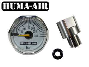 Benjamin Marauder and Armada Pressure Gauge Replacement Set By Huma-Air