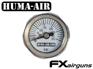 Fx Wildcat and Streamline replacement pressure gauge