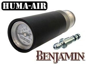 Benjamin Marauder Quickfill Set With Pressure Gauge