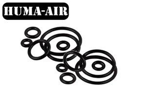 Complete o-ring replacement kit Edgun Leshiy