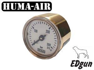 Wika Mini Pressure Gauge for Edgun 28 mm.