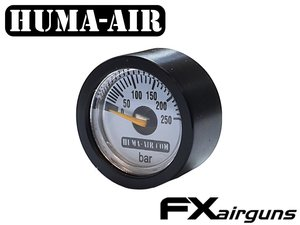 FX Impact black tactical pressure gauge cover 23 mm. short model (regulator pressure)