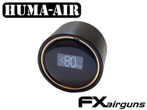 Edmu Digital Pressure Gauge for FX Impact and Dreamlite 28 mm.