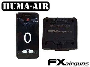FX Wireless Radar Pocket Chronograph With Bluetooth For Airguns