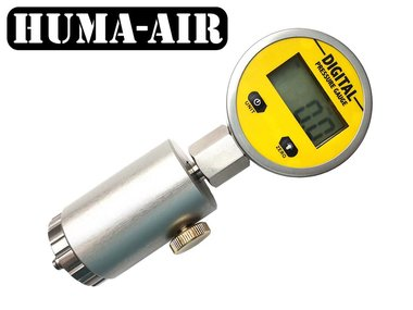 Huma-Air Digital Regulator Tester