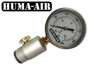 Huma-Air regulator tester for the Air Arms S200