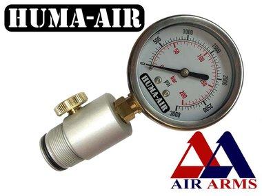 Air Arms S200 regulator tester