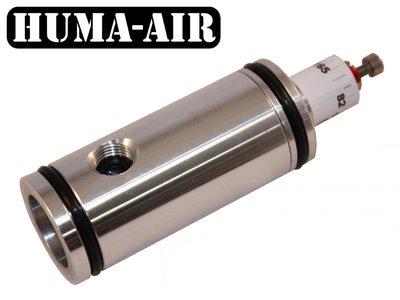 Benjamin Armada pressure regulator with pressure gauge connection