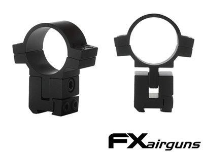 FX Airguns No Limit Scope Mounts Dovetail