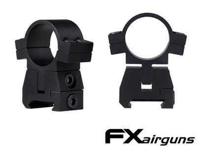 FX Airguns No Limit Scope Mounts Weaver