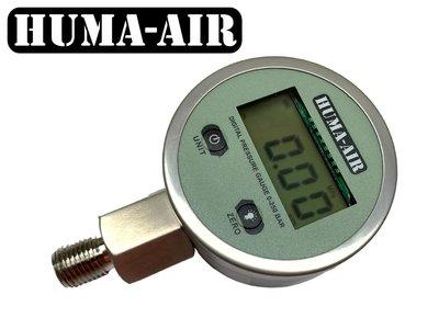 Digital pressure gauge 250 bar G1/4 connection