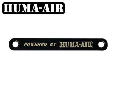 FX Impact side plate Powered by Huma-Air