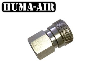 Female Quick Connect Coupler to G1/8 BSP Female