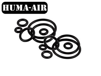 Full o-ring set for your rifle