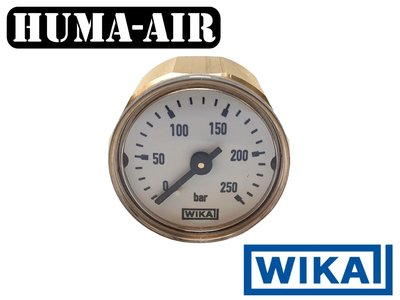 Wika 250 pressure gauge FX Impact