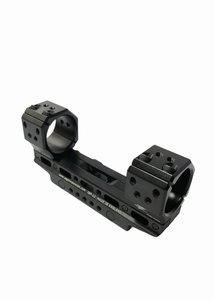 Eagle Vision 108 MOA One Piece Infinity Elevation Adjustable Scope Mount Picatinny 30 mm.