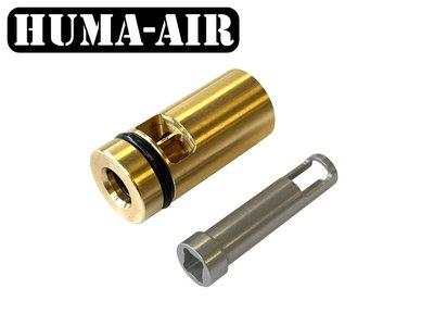 Huma-Air FX Wildcat MKII High Flow V2 transferport and pellet or slug Probe