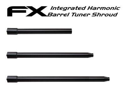 FX Integrated Harmonic Barrel Tuner Shroud