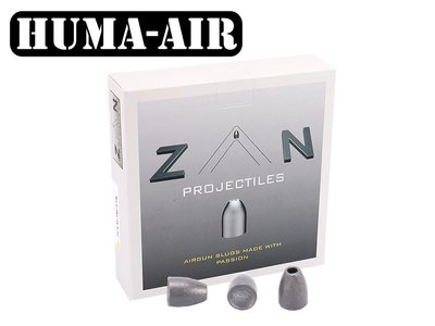 Zan Projectiles .25 Slugs 26.5 Grain, Cup Base 200 pc box