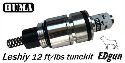 Edgun Leshiy 12ft/lbs reg + tunekit