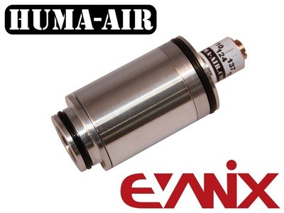 Evanix Rainstorm pressure regulator